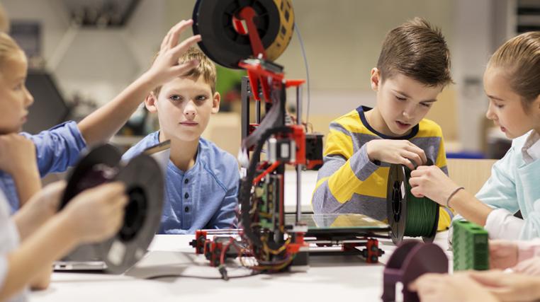 ROBOTICA en inglés para niños
