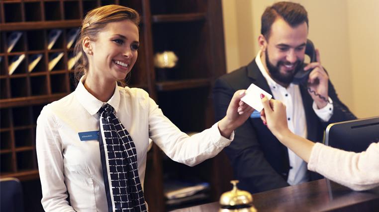 Inglés para HOTELES y CATERING